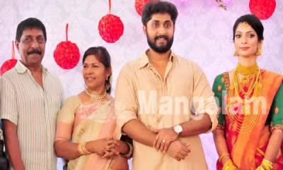 Dhyan Sreenivasan Marriage Photo By :- Krishnan Kanhirangad