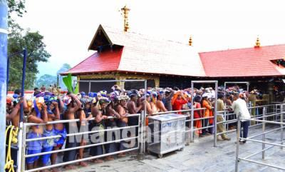 images-from-sannidhanam-at-sabarimala-photo-by-mangalam