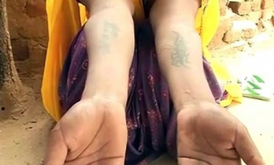 crime-lady-brutally-beaten-and-abusive-messages-tattooed-on-body