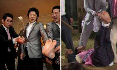 odd-news-beating-the-grooms-feet-strange-wedding-traditions