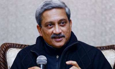 latest-news-silence-is-not-our-weakness-manohar-parikhar