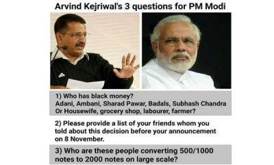 latest-news-arwind-kejriwals-3-questions-for-modi