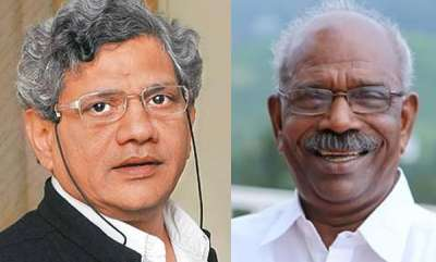 latest-news-seetharam-yechuri-expressed-his-displeasure