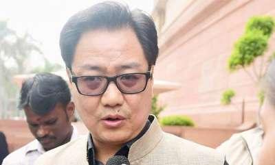 india-kiren-rijiju-dismisses-hydro-project-scam-allegations