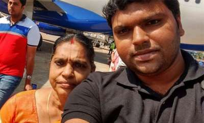 rosy-news-prasanth-surprise-to-his-mother
