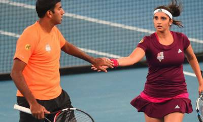sports-sania-and-bopanna-move-to-australian-open-2nd-with-partners