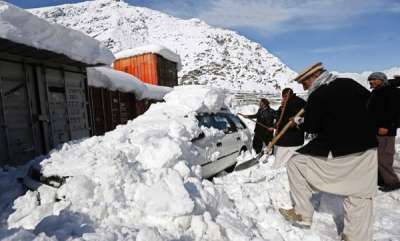 latest-news-snow-fall-in-aghanistan-death-rate-increasing