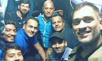 sports-news-ms-dhoni-travels-in-train-after-13-years