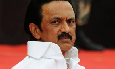 india-dmk-working-chief-stalin-cadres-sit-on-fast