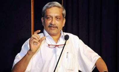 latest-news-manohar-parrikar-says-against-congress
