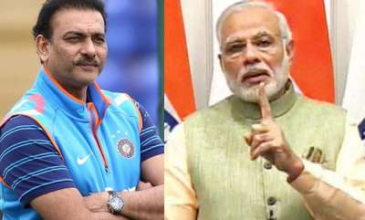 latest-news-pm-modi-outwits-ravi-shastri-in-sporting-style-on-twitter