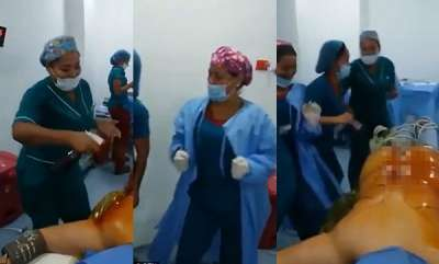 odd-news-five-medics-are-fired-after-footage-of-them-dancing-around-naked-unconscious-patient-awaiting-surgery