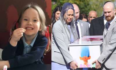odd-news-mother-set-an-adorable-funeral-for-her-little-girl