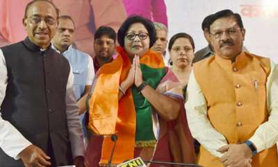 latest-news-burkha-sukhla-singh-who-resigned-from-congress-joins-bjp