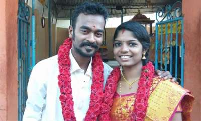 latest-news-angamaly-diaries-fame-sarath-kumar-ties-knot-at-trivandrum