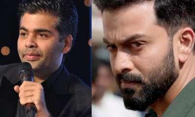 latest-news-karan-johar-appreciate-malayalam-actor