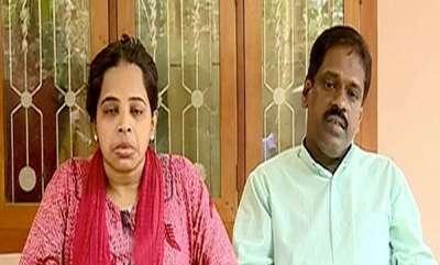 kerala-protest-in-front-dgp-office-police-arrest-jishnus-mother
