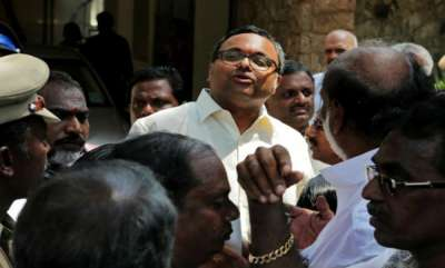 latest-news-after-cbi-raids-at-home-karti-chidambaram-leaves-for-london