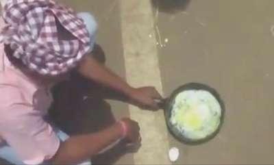 odd-news-man-cooks-egg-on-road-in-odishas-intense-heat-wave
