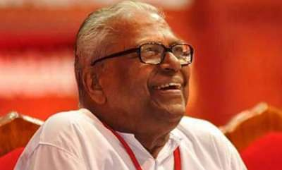 latest-news-vs-ahuthanandan-hospitalized-in-trivandrum