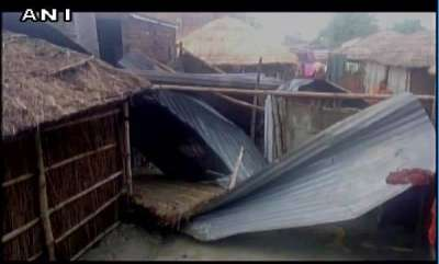 india-23-people-killed-in-lightning-wall-collapse-in-bihar