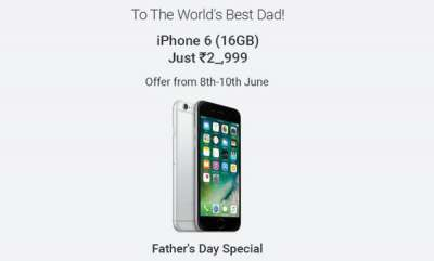 mobile-flipkart-iphone-6-offer-promises-fathers-day-discount-on-16gb-model