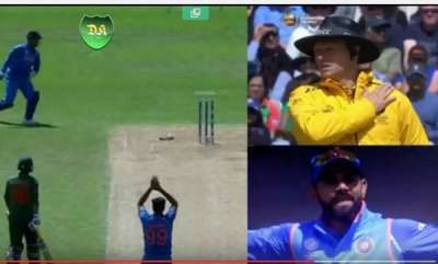 sports-news-kohli-gets-angry-as-ms-dhoni-gives-away-5-runs-unnecessary