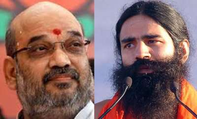 latest-news-amit-shah-lost-20kg-thanks-to-yoga-says-ramdev