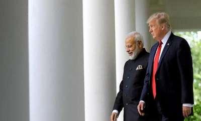 latest-news-prime-minister-narendra-modi-met-the-us-president-donald-trump-at-the-white-hous
