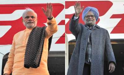 latest-news-narendra-modis-foreign-visits-not-exceed-manmohan-singhs