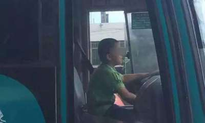 odd-news-9-year-old-boy-stole-and-drive-the-bus-on-street