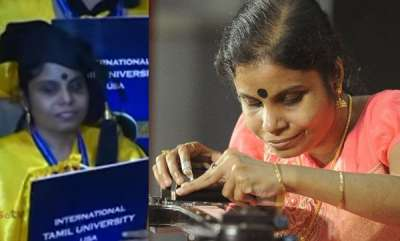 latest-news-vaikom-vijayalakshmi-get-honorary-doctorate