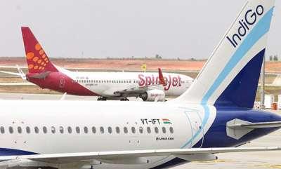 latest-news-spice-jet-and-indigo-flight