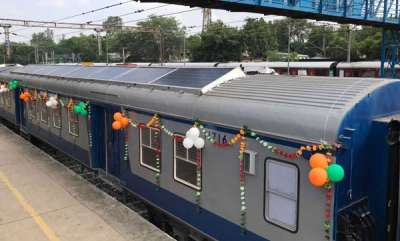 tech-news-indian-railways-launches-first-solar-powered-diesel-electrical-multiple-unit-train