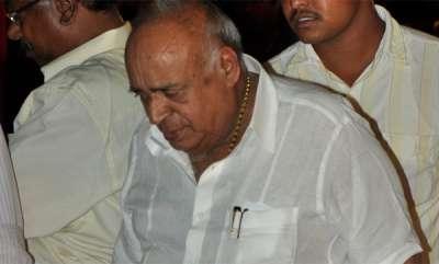 latest-news-m-p-veerendrakumar-against-nitheesh-kumar