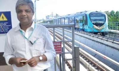 latest-news-elias-george-on-kochi-metro-ticket