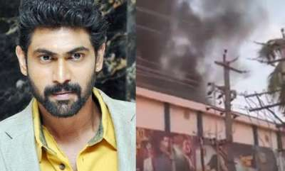 latest-news-deggubathi-family-owns-theater-burns