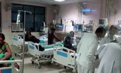 latest-news-60-kids-die-in-five-days-at-gorakhpur-hospital-9-the-day-yogi-adityanath-came-visiting