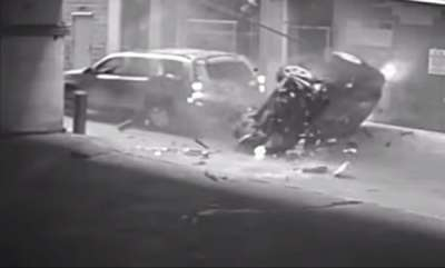 odd-news-bmw-falls-7-floors-from-parking-garage-miraculous-escape-for-driver