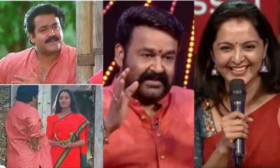 latest-news-mohanlal-and-manju-warrier-get-mass-applause