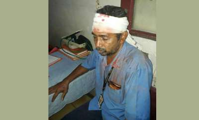 crime-unknown-persons-attacked-ksrtc-driver