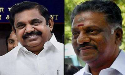 india-aidmk-factions-merge-cm-ops-shake-hands