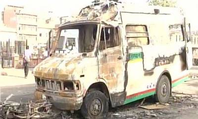 india-1-dead-in-violent-clashes-in-jaipur-curfew-in-parts-of-city