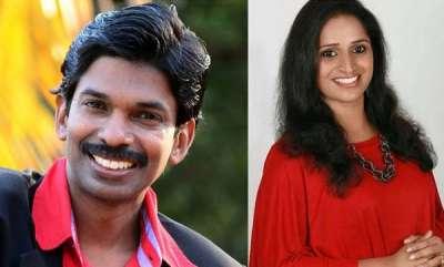 latest-news-santhosh-pandit-supports-surabhi-lakshmi-on-beef-controversy
