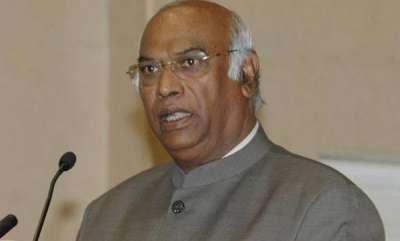 latest-news-congress-never-accused-sanghpariwar-of-killing-of-gauri-lankesh-says-mallikarjun-kharge