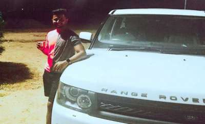 latest-news-cricketer-suresh-raina-escapes-major-accident-while-driving