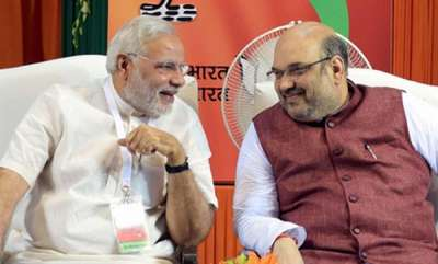 latest-news-amith-shah-compares-modi-to-patel-and-ambedkar