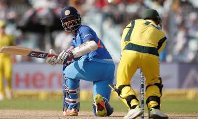 latest-news-india-scored-252-runs-against-ausis-in-second-one-day