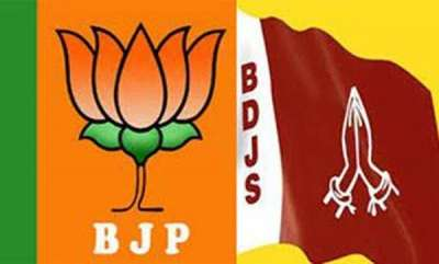 latest-news-vengara-nda-convention-bjp-bdjs-issue