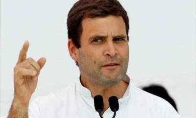 india-rahul-gandhi-in-gujarat-refused-open-jeep-roadshow-campaign-begins-with-bullock-cart-yatra